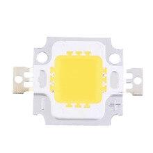 10 Вт высокое Мощность Встроенная светодиодная лампа Бусины фишки SMD лампы теплый белый для DIY прожектор дропшиппинг