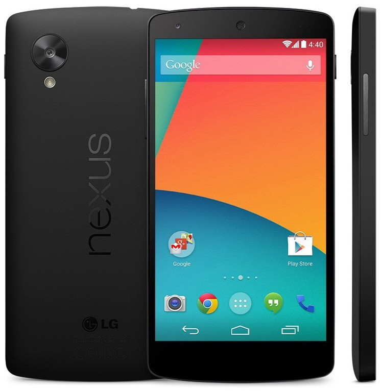 LG Nexus 5 32GB Original Unlocked GSM 3G&4G Android WIFI GPS 4.95