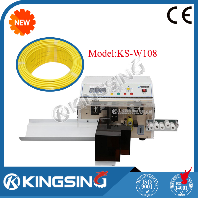 Fully Automatic Double Wire Cutting Stripping Twisting Machine Ks. Fully Automatic Double Wire Cutting Stripping Twisting Machine Ksw108 2 Wires At One. Wiring. Cut Out Wiring One Wire At Scoala.co