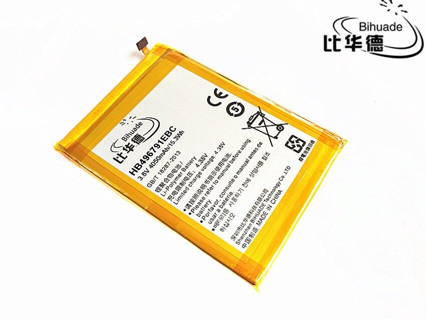Hohe Qualität Handy Batterie 4050 Mah Hb496791ebc Für Kollege Aufstieg Mt1-u06 Hochglanzpoliert Unterhaltungselektronik Videospiele
