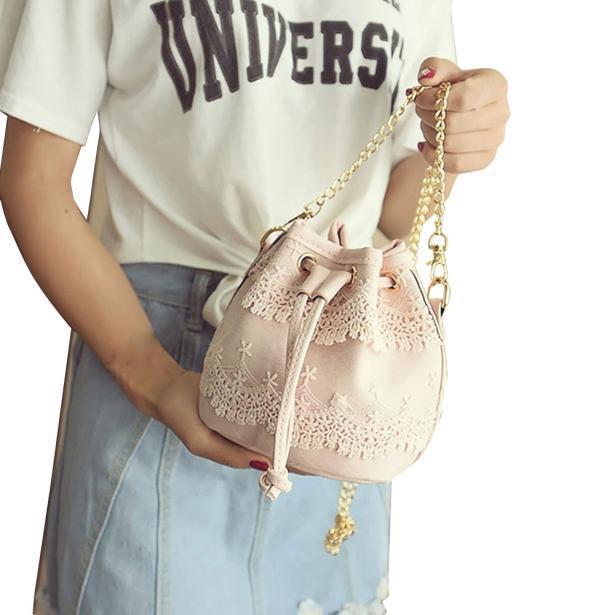 Aelicy Luxury Handbags Women Bags Designer Messenger Bags Lace PU Leather Handbag Shoulder Bags Satchel CrossBody Bag Bolsas 5