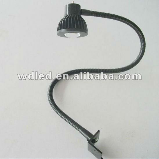 5w 12v 24v flexible hose work lamp flexible hose led table for 12v table lamp