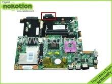 laptop motherboard for gateway M-6815 M-6823 M-6806M 40GAB1700-E602 gm960 ddr2