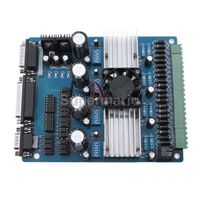 Free Shipping High Quality 4 Axis TB6560 CNC Stepper Motor Driver Controller Board 12 36V 1