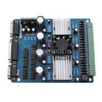High Quality 4 Axis TB6560 CNC Stepper Motor Driver Controller Board 12 36V 1.5 3A Mach3 #CNC 12