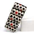 Kha Zix Pack of 5 Pairs Love Socks 3D Socks Ladies Socks Playing Cards Cotton Socks Girls 10036