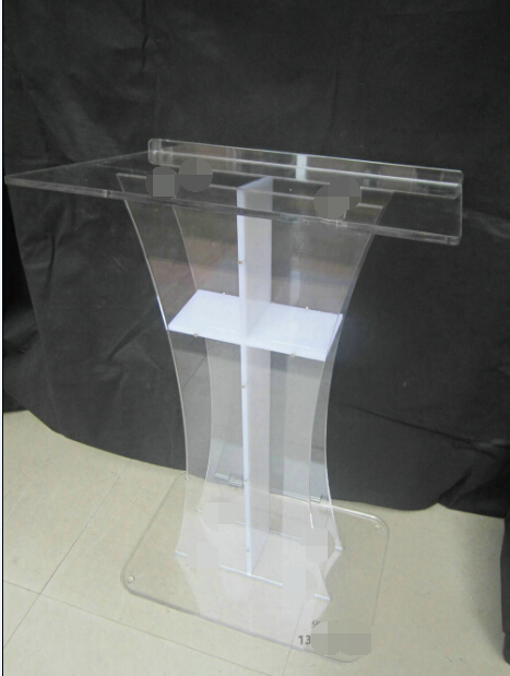 Welcome Christian Church Pulpit Church Speech Desk Concierge Desk Desk Acrylic Podium Synod Fathers Station