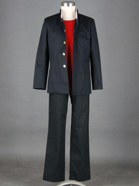 HIGHSCHOOL OF THE DEAD Cosplay Fujimi Academy school boys uniform cosplay costumes halloween costumes