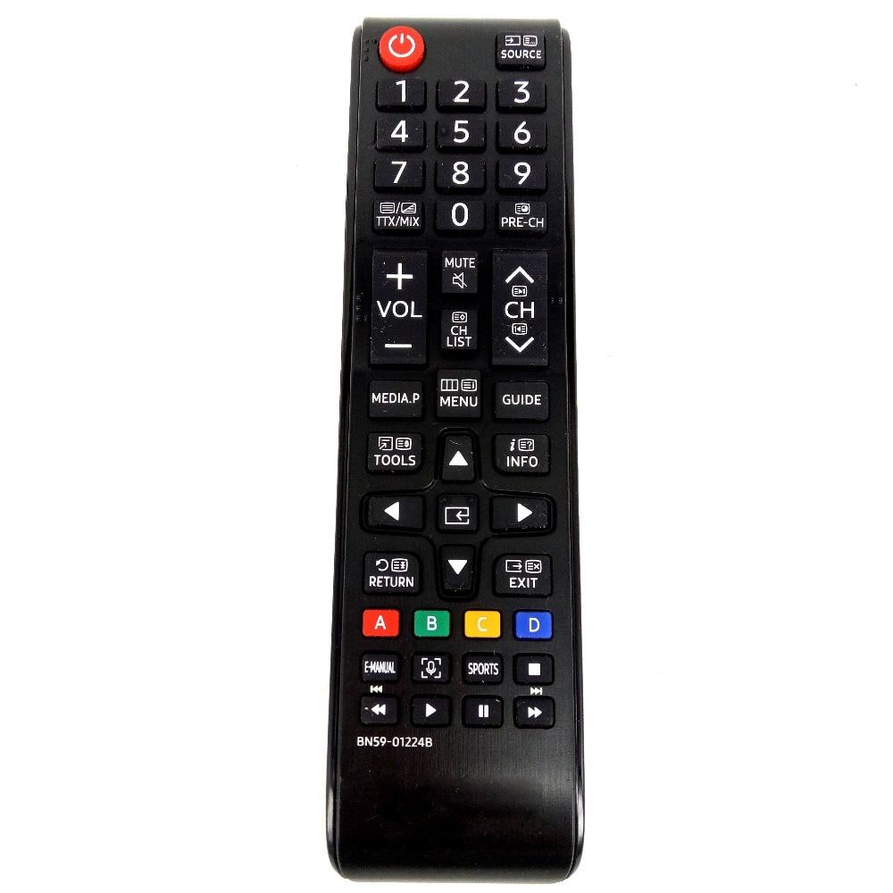original remote control bn59 01224b bn5901224b for samsung lcd led tv ua40j5100aw ua50j5100aw. Black Bedroom Furniture Sets. Home Design Ideas