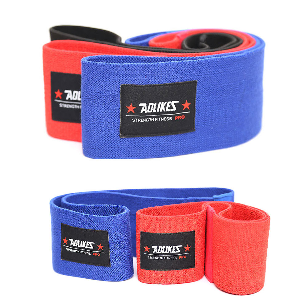 ALI shop ...  ... 32946330349 ... 5 ... ALBREDA Men&women Hip Resistance Bands Booty Leg Exercise Elastic Bands For gym Yoga Stretching Training Fitness Workout FE347 ...