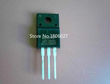 Send free 20PCS <font><b>MDF18N50</b></font> TO-220F New original spot selling integrated circuits image