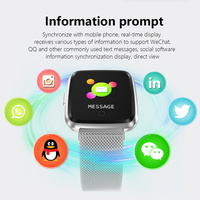 Y5 outdoor running pedometer fitness tracker Smartband waterproof sports steps health watch