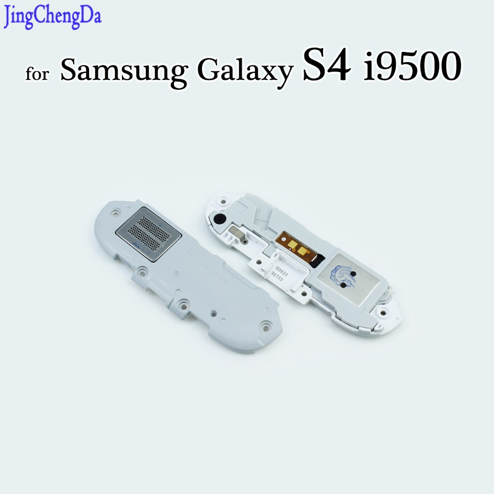 Jing Cheng Da 1pcs High Quality Speaker For Samsung Galaxy S4 i9500 I9505 I337 Loud Speaker Buzzer Ringer In Mobile Phone Parts