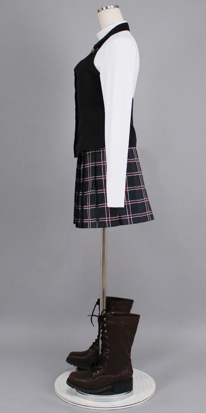 Persona 5 Niijima Makoto outfit cosplay costumes