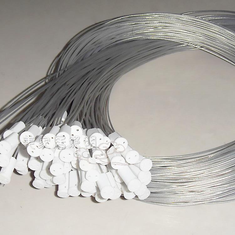 2018 G4 patice žárovky 500 mm dlouhá plastová vysoce kvalitní světelná patka keramická průhledná síťová zásuvka