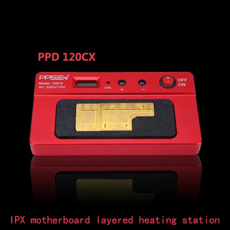 PPD-120CC intelligent desoldering platform Android mobile phone motherboard repair dedicated heating station miniPPD-120CC intelligent desoldering platform Android mobile phone motherboard repair dedicated heating station mini