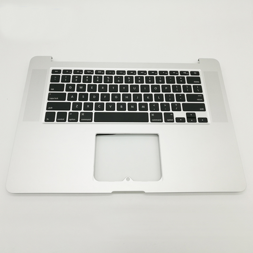 цены Brand New Top Case Palmrest with US Keyboard For Macbook Pro Retina 15