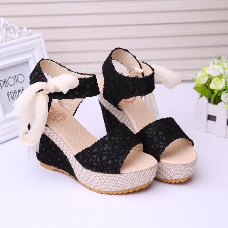 Awesome Women Shoes 2017 Summer New Open Toe Fish Head Fashion High Heels