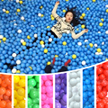 Ocean Colorful Ball Baby Kid Swim Pit Toy Water Pool 100pcs/ sets Wave Ball Eco-Friendly Outdoor Fun Sports Toys Soft Plastic