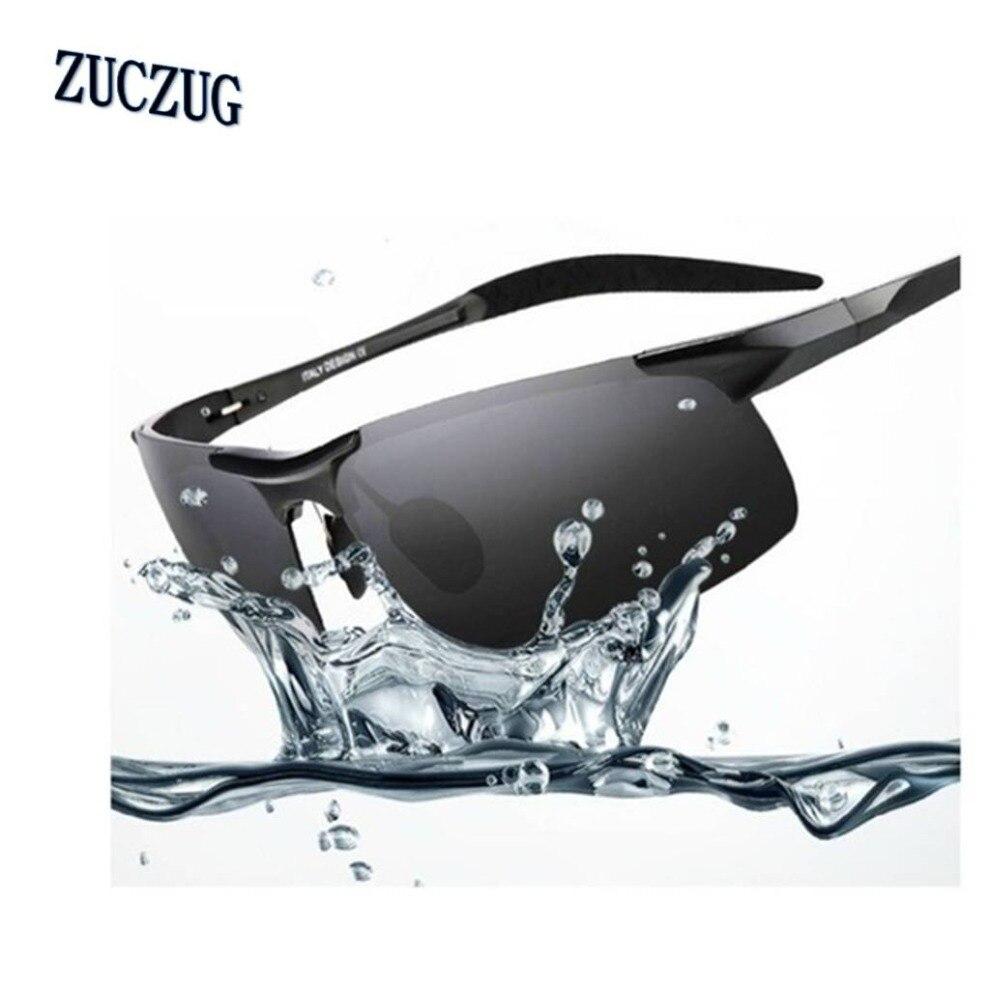 New Fashion Summer Style Men's sunglasses polarized sun glasses aluminum magnesium alloy Polaroid glasses Driving Oculos Gafas