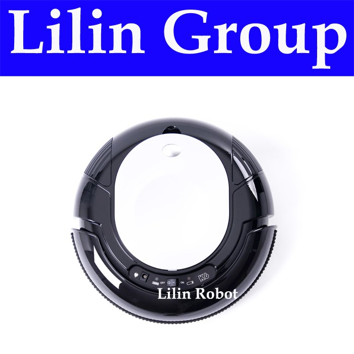 (Free to Singapore) Mini Robot Vacuum Cleaner ,Removable 2 Side-brushes, Adjustable Anti-cliff Sensors,Mopping,3 Working Modes