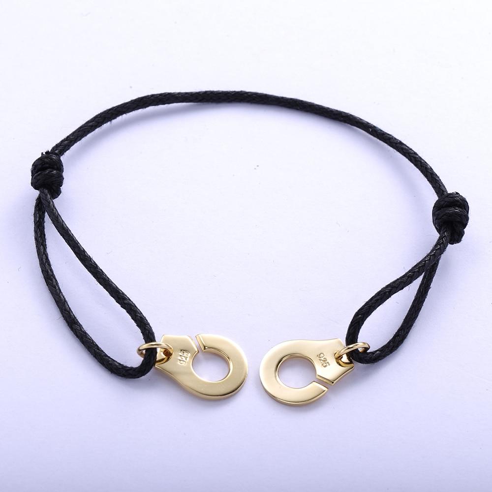 Moonmory ασημένιο βραχιόλι χειροκρότημα - Κοσμήματα μόδας - Φωτογραφία 3