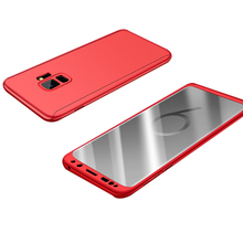 Luxury 360 Degree Full Cover Phone Case For Samsung Galaxy Shockproof