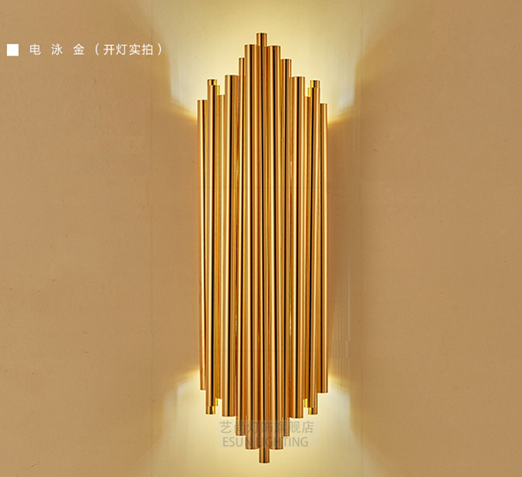 creative personality wall lamp for aisle staircase entrance Wall Sconce light decors Wall Lights LED Sconce Bedside reading lamp ...