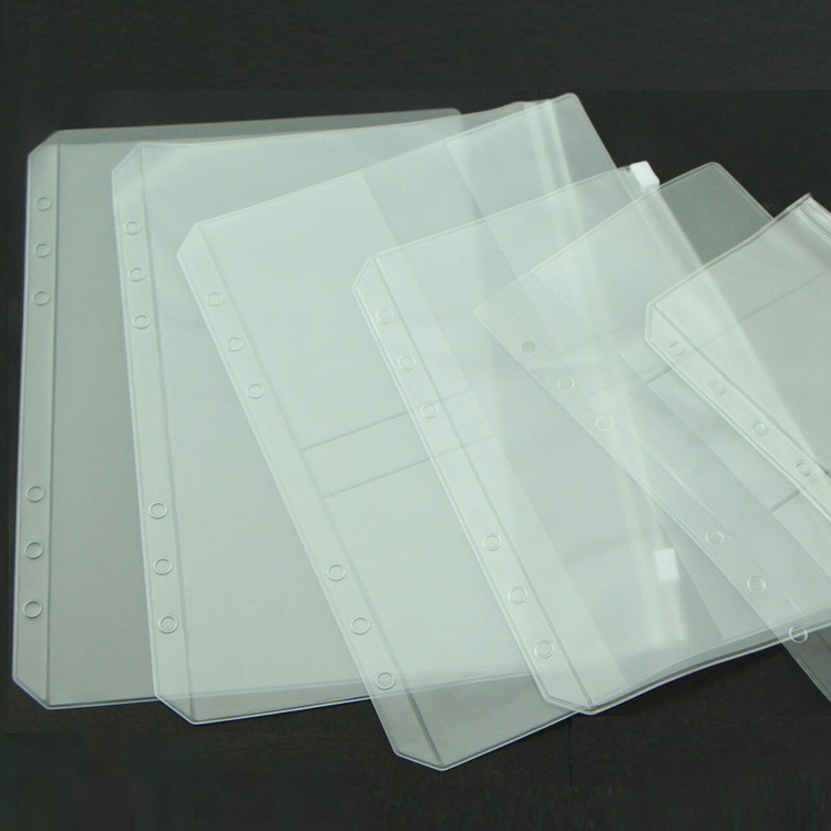 A5 Planner Binder Filofax Accessories A5 Business Card Refills