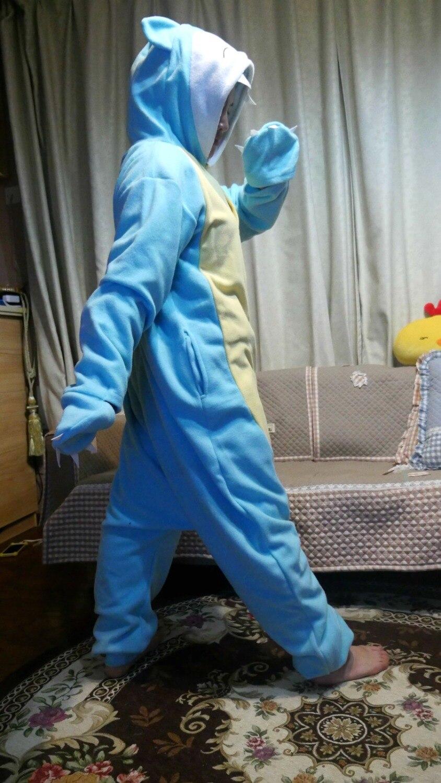 4cbae940f4 Kigurumi Sleepsuit Adult Cartoon Snorlax beast Onesie Kigurums Unisex Animal  Onesies Costumes Sleepwear Pajamas Cosplay