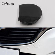 Cafoucs New Style For Mazda 6 Atenza 2016 2017 2018 Car Trailer Cover Front Bumper Tow Hook Eye Cap