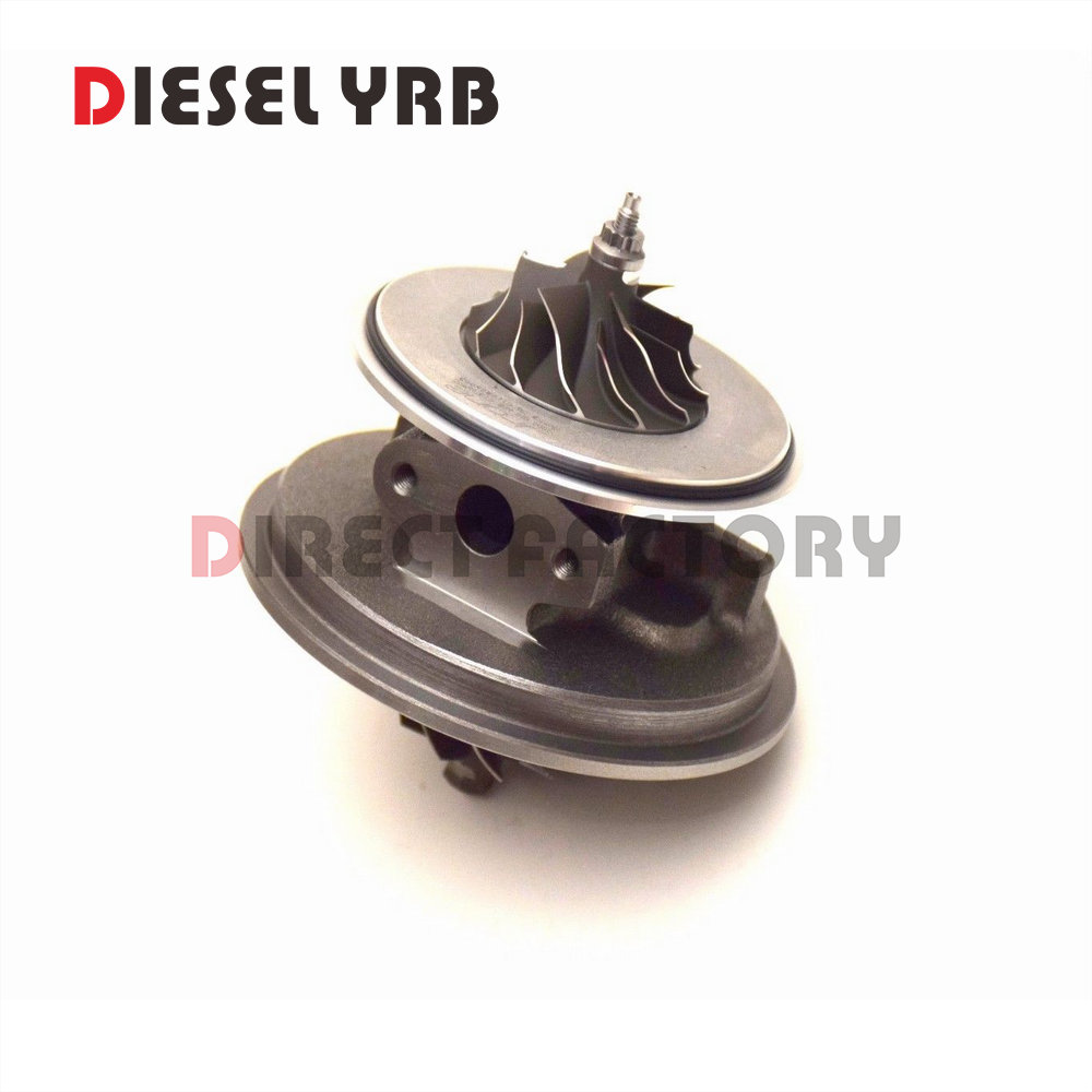 Turbocharger <font><b>GT1752V</b></font> 750952 11657798055 116577980551 chra core for BMW 120D E87 164HP 120Kw 2.0D M46TU 2005 image