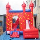 <+>  Inflatable Bounce House Jumper надувные детские игрушки детский игровой центр ✔