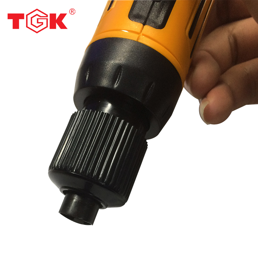 power tools CE Rohs Electric Screwdriver 1600 rpm 28kg 100-240V Multifunction Screwdriver with small Power Supply DC6228