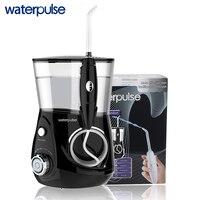 Waterpulse V660H зубные Flosser вода черный Pro орошения ротовой полости зубная нить орошения чистке Массаж зубная нить гигиена полости рта