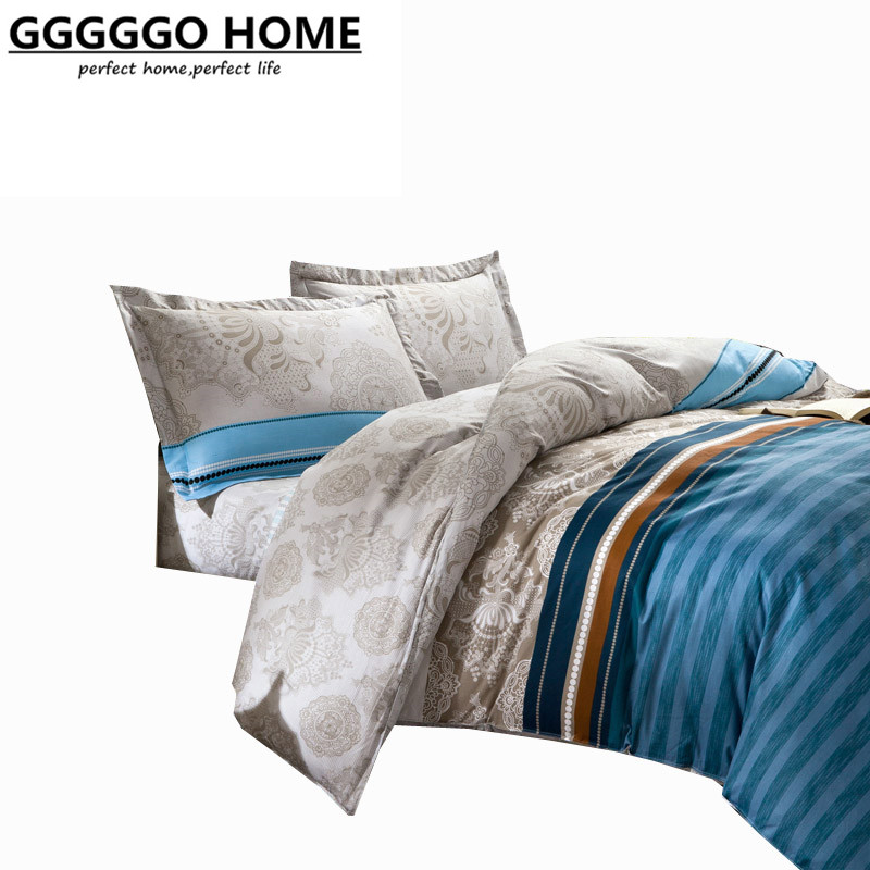 buy gggggo home 4pcs bedding set 100