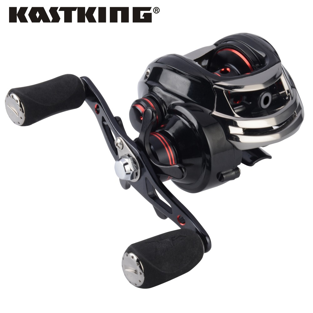 KastKing Royale Legend Right or Left Baitcasting Reel 12BBs 7.0:1 Bait Casting Fishing Reel Magnetic and Centrifugal Dual Brake 12 1bb left right hand bait casting fishing reel 6 3 1 baitcasting reel magnetic brake system fish wheel pesca lyw 013