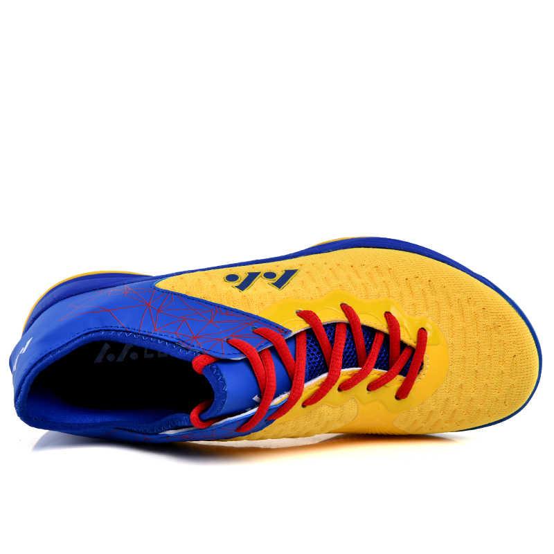 2019 New Original Brand Professional Badminton Shoes Men Women Sports Shoes Sneakers for Indoor Court Tennis Shoe Couples