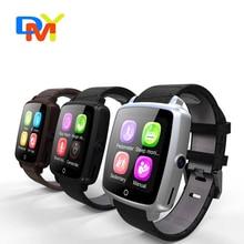 2016 neueste Smart Uhr U 11C Uhr Sync Notifier Unterstützung Sim-karte Bluetooth für Apple iphone Android Telefon Smartwatch Uhr