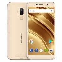 Ulefone S8 pro Dual Achter Camera 13MP + 5MP + 5MP Android 7.0 MT6737 Quad Core 2 GB RAM 16 GB ROM 3000 mAh Vingerafdruk Smart telefoon OTG
