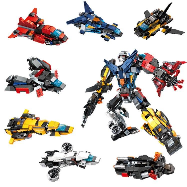 Model Building Generous City Plane Car Model Kits Compatible With Legoinglys 3d Building Blocks Figures Educational Toys Hobbies For Children