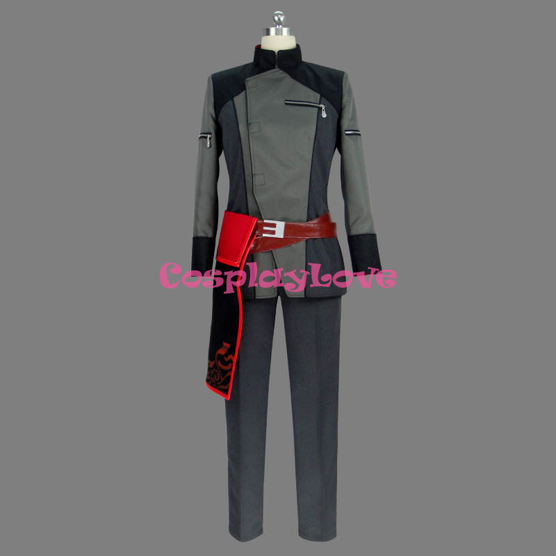 RWBY Volume 4 The White Fang Adam Taurus Cosplay Costume Custom Made High Quality CospalyLove