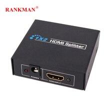 Splitter Switcher Hdmi-Compatible Rankman Monitor Projector 4k Adapter Tv-Box for DVD