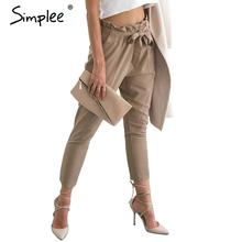 Женские брюки Simplee OL stringyselvedge 2016