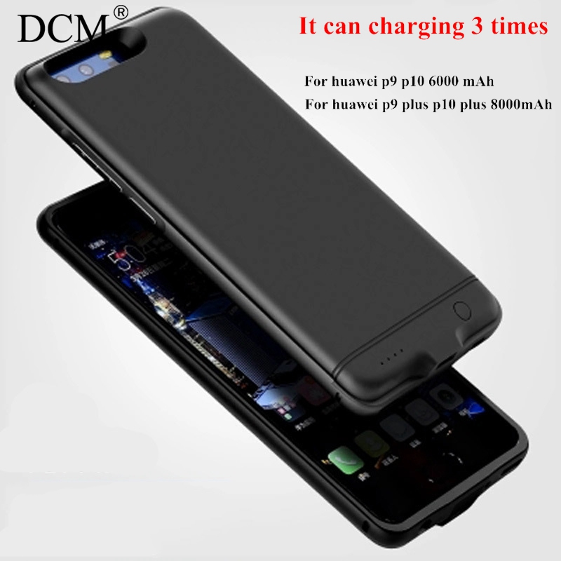 <font><b>Battery</b></font> Charge Phone <font><b>Case</b></font> For <font><b>huawei</b></font> <font><b>p10</b></font> Cover Top Quality Backup <font><b>Battery</b></font> Charger <font><b>Case</b></font> Power Bank 6000-8000mAh for <font><b>huawei</b></font> p9 <font><b>p10</b></font> image