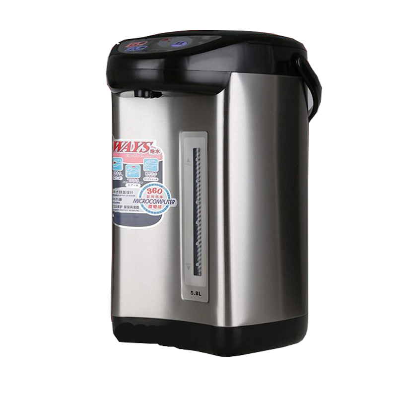 Electric Air Pots Thermos 5L Water Kettle High Quality Big Capacity Temperature Control Automatic Heat Preservation Boiler