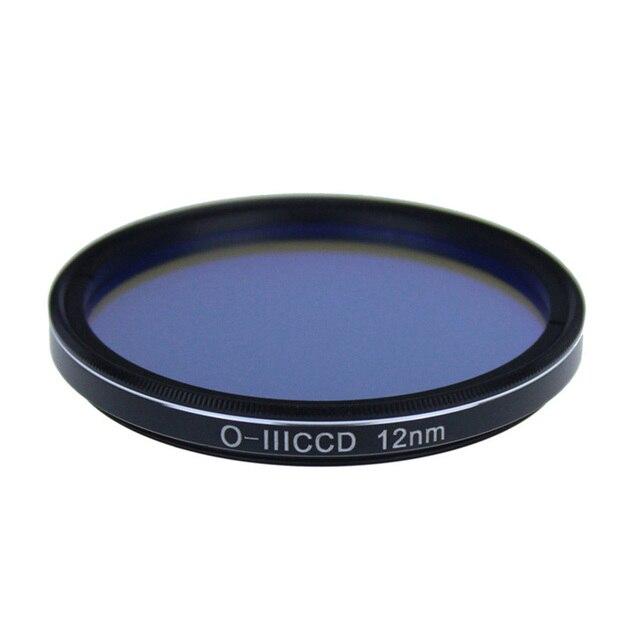 AQUILA 2 cal OIII-CCD 12nm okular filtr O-III dla teleskop fotografia
