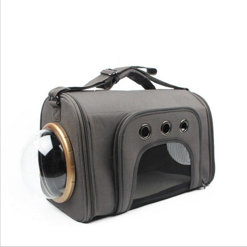 Перевозчик собака кошка пространство Капсула форме pet travel переноски дышащие плечевые рюкзак за пределами путешествия Портативный сумка То...