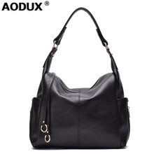 цены 2018 Large Capacity 100% Nature Genuine Leather Women's Shoulder Messenger Bags Ladies' Shopping Tassels Handbags Female Satchel