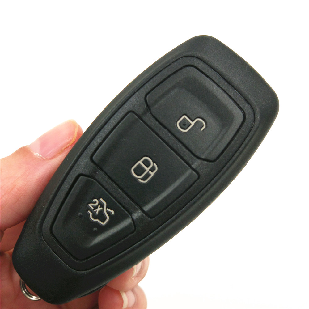 ФОТО Hot!Original Brand New Folding Flip Remote Key 3 Button 433MHZ WITH 83 chip(DST40) For FORD Mondeo with logo